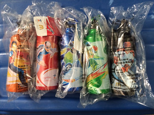 Selling an Aluminum Olympic McDonald's Waterbottle collection