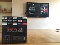 Amazon fireTV stick fully loaded with kodi Jarvis 16.1 - latest Movies TV Sport FREE
