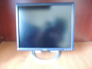 Dell Computer Flat Panel Monitor