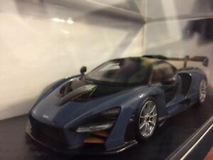 McLaren Senna Toy Model Car Brand New