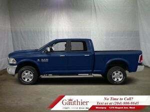 2013 Ram 2500 Laramie  - Leather Seats -  Bluetooth -  Cooled Se