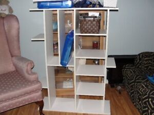 Two Way Bookcase