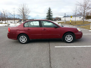 2006 Chev Malibu Saftied, Etested and Warranteed 206K