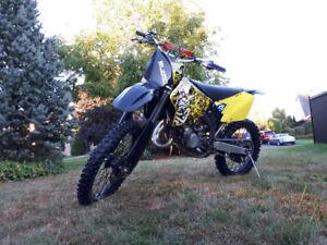 Suzuki rm 125 2002
