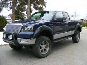 2004 Ford F-150 F-150 SuperCab XLT 4X4