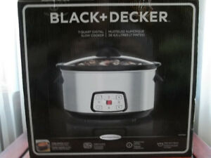 mijoteuse BLACK AND DECKER