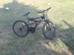 2 bycicles in great condition
