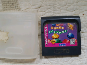 Game Gear game Super Columns