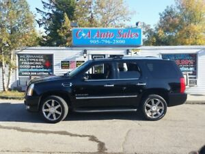 2008 Cadillac Escalade WANT THIS TRUCK, TRADE YOUR OLD CAR FOR T