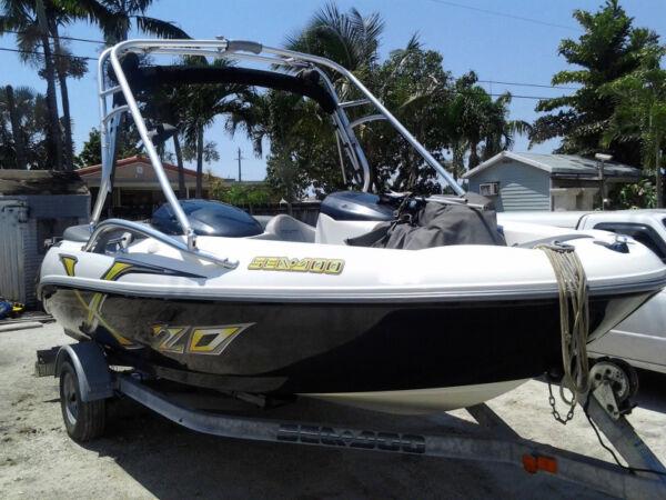 Used 2002 Sea Doo/BRP X20