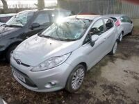 FORD FIESTA 1.4 TITANIUM 5dr - ML59KUK - DIRECT FROM INS CO