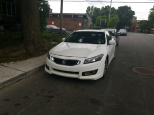 Honda accord xl 2009