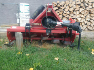 Buhler farm king Rototiller