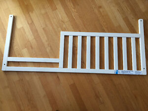 Morceaux de bassinette Munire Blanc Lin / Munire Crib Parts