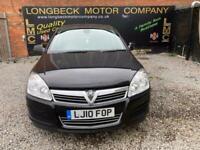 2010 Vauxhall Astra 1.6i 16V Active [115] 5dr HATCHBACK Petrol Manual