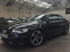 2013 Audi A6 Saloon 2.0 TDI Black Edition Saloon 4dr Diesel Multitronic (132