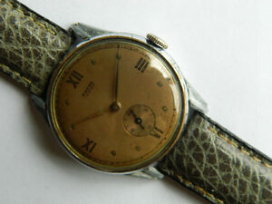 VERY NICE VINTAGE SWISS MADE ANCRE MEN'S WATCH
