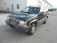 1995 Jeep Grand Cherokee Auto 4x4  6 Cyl Runs Very Well