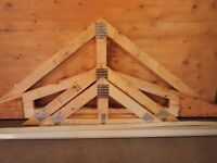 Gable trusses