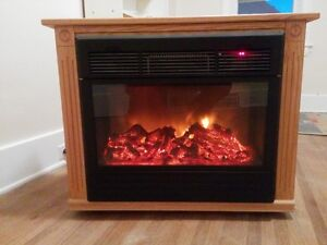 Amish Fireplace Heater