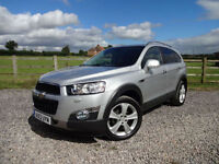 Chevrolet Captiva 2.2VCDI ( 184ps ) 4X4 Auto LTZ