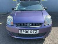 MOT MARCH 2022 Ford Fiesta Style1.25cc-5 speed, PART EXCHANGE TO CLEAR