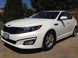 2015 Kia Optima LX ($105 Bi-Weekly PMT)