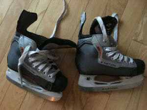 Boys Easton Skates - 11Y