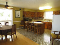 Large home with lots of character. 20 min to Blind or Elliot !!!