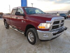 2012 Ram 3500 SLT 4X4 w/Remote Start
