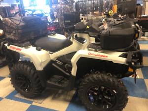 BRAND NEW CAN AM OUTLANDER FOR SALE!