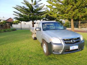 Mazda BT-50 2.5lt Diesel 4x2 ute