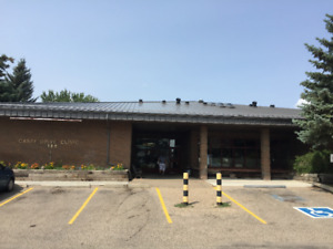 Medical Suite for Lease at the Carry Drive Medical Clinic