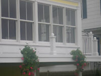 Colonial carpenters and renovation work