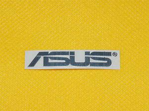 Groß ASUS Aufkleber / Sticker NAGELNEU aus DE Alu Aluminium