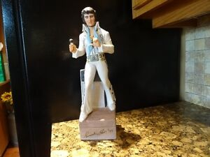 McCormick Elvis Musical Decanters