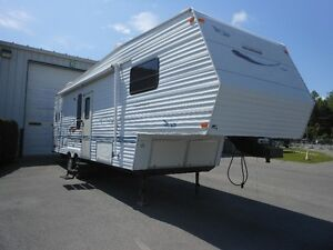 JAYCO EAGLE F/W MODEL 313 RK