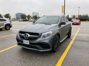 2018 MERCEDES AMG GLE-S63 Coupe