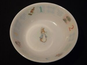 Wedgwood Peter Rabbit Bowl