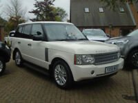 2008 58 Land Rover Range Rover Vogue 3.6TD V8 Auto 80,000 MILES FSH