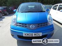 Nissan Note 1.4 16v Acenta 5 Door