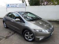 Honda 2007 Civic VTEC ES 1.8i Petrol Manual Hatch in Galaxy Grey