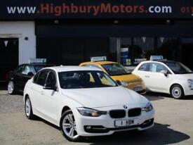 2014 BMW 3 Series 2.0 320d Sport (s/s) 4dr