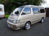 Toyota hi ace camper van for sale