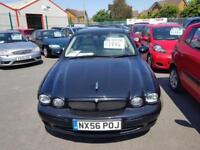2006 56 JAGUAR X-TYPE 2.2D SPORT,SUPERB VALUE,12 MONTHS MOT.2 KEYS,MASSIVE SPEC.