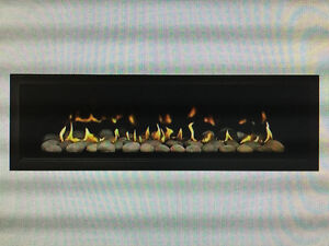 "Brand New 50"" Modern Linear Napoleon Natural Gas Fireplace Edmonton Edmonton Area image 1"
