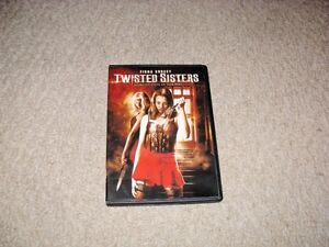 TWISTED SISTERS DVD FOR SALE!