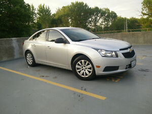 2011 Chevrolet Cruze LS (Buy with bitcoin)