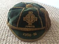 Northern Ireland Junior International Cap