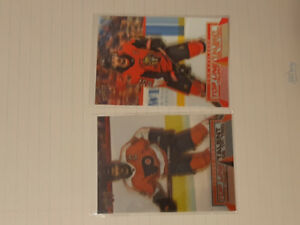 Tim Hortons 2018 2019 Hockey Cards some trades mostly selling